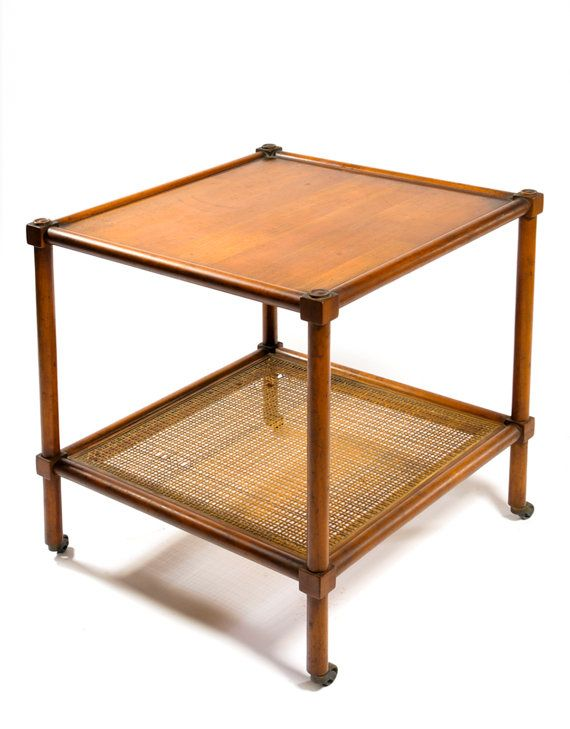 pleasurable cofee table design. Mid Century Modern Square Wood End Table Side by Goodpix11 31 best images on Pinterest  Cocktail tables High and