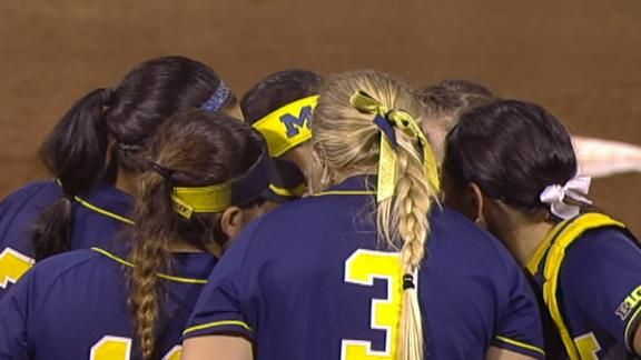 2014 NCAA softball tournament -- Graham Hays' Five things to know from super regionals