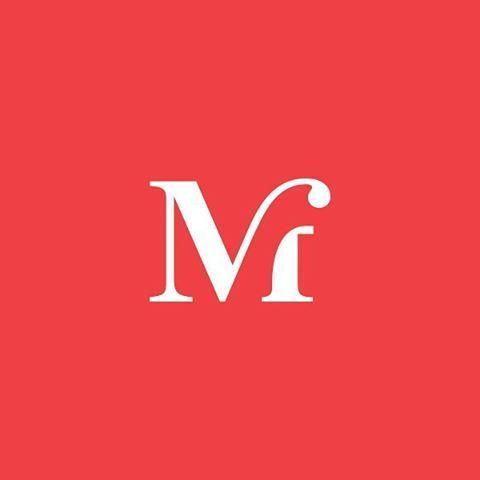 My personal monogram: Mihai Frankfurt. #logo #logodesigns #monogram #mark #designer #typography