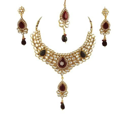Indian Jewellery And Clothing Polki Necklace Sets From: 17 Best Ideas About Indian Bridal Jewelry Sets On