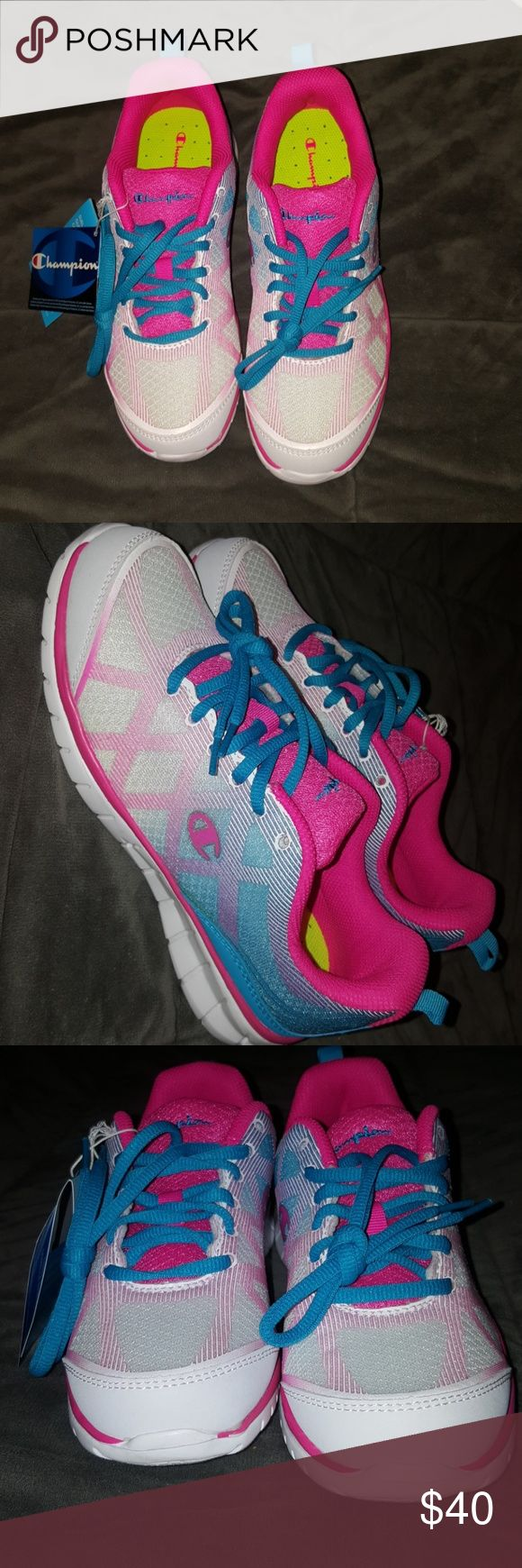 Women's Champion Sneakers New with tags. Size 6 Champion Shoes