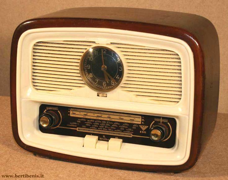 Videoton R545 O 1955 Hungary