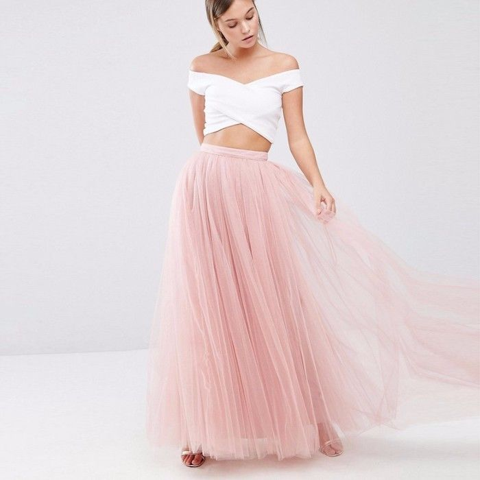 1001 Ideen Fur Bohemian Style Outfit Mit Ballett Tutu Fur Frauen Tullrock Outfits Tullrock Boho Kleid Rosa
