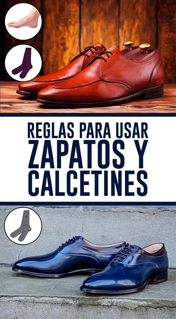 823079454a0c5 9 Estilos de zapatos que necesitas usar correctamente  no siempre van con  calcetines