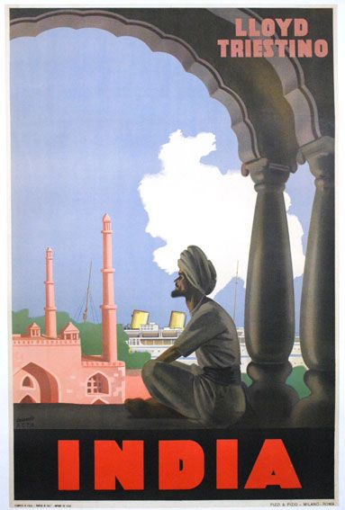 Travel Poster 3