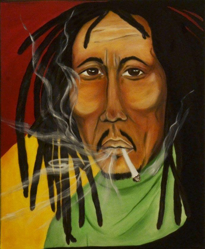 Bob Marley www.artstolan.com