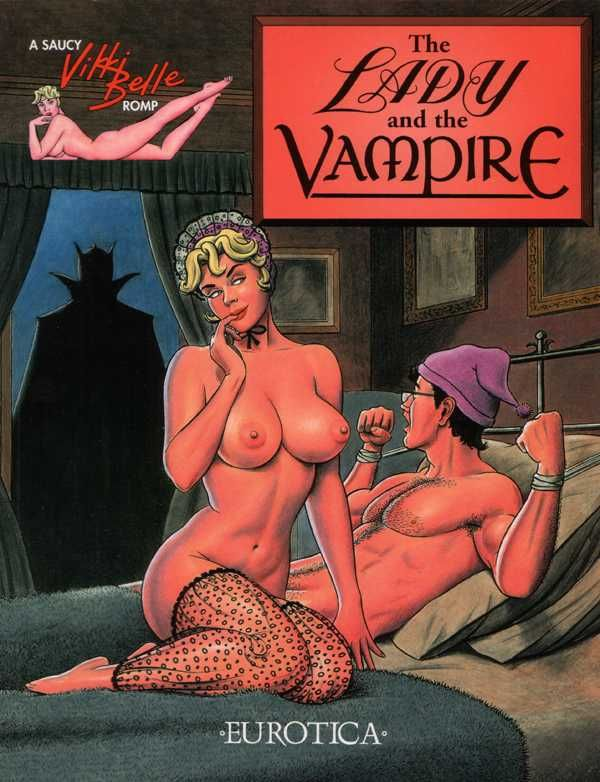Vikki Belle The Lady and The Vampire #1 - Volume 1 (Issue)
