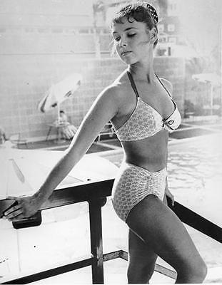 Yvonne Craig Bikini Leggy Cheesecake 8x10 Photo 44 Bat