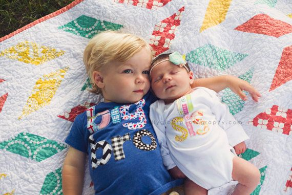 Hey, I found this really awesome Etsy listing at http://www.etsy.com/listing/156949336/big-brother-little-sister-set-big