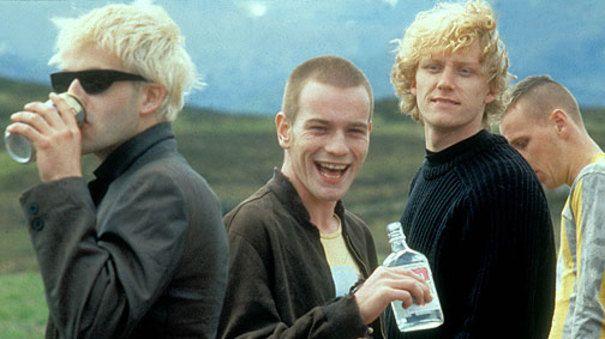 Irvine Welsh confirms he's working on Trainspotting 2 with Danny Boyle. | STV Edinburgh | Edinburgh