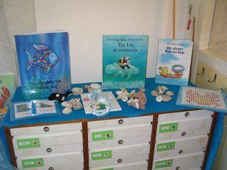 Lesideeen voor het thema Onderwater