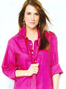 """Kristen Wiig. I can't imagine SNL without her. Loren Michaels says she, Dan Ackroyd, and Phil Hartman are the only 3 SNL performers who arrived on the show """"already formed."""" He also says she has perfect comedic timing."""