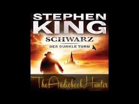Der dunkle Turm 1   Stephen King   Schwarz
