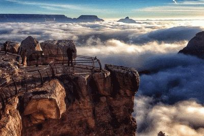Trivial Discourse - Can Americans Fill The Grand Canyon