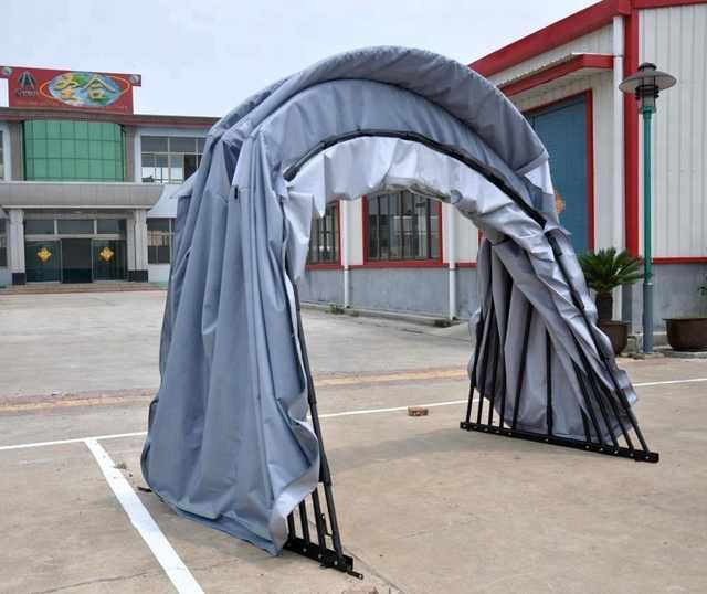 Source Folding Car Shelter Foldable Car Garage On M Alibaba Com Car Shelter Garage Door Design Car Tent