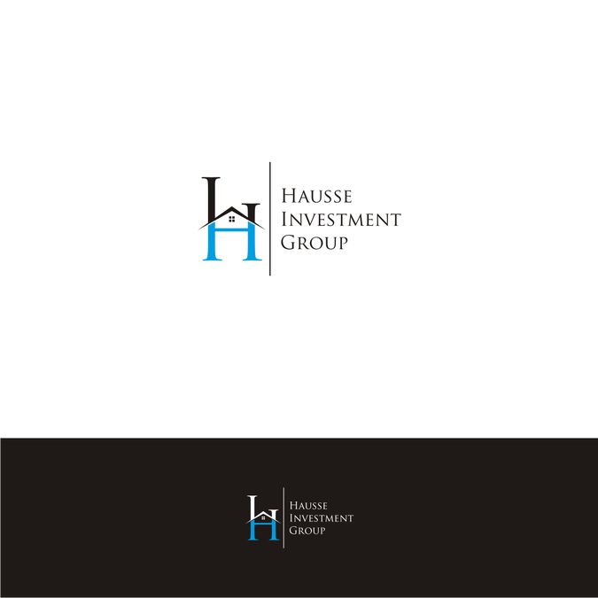 Sleek and Sophisticated logo design for a Real Estate Investment Company by kalah po menang