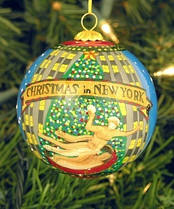 106 best New York Christmas Ornaments images on Pinterest