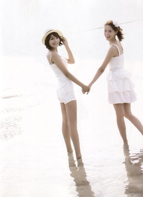 Sooyoung & Yoona <3