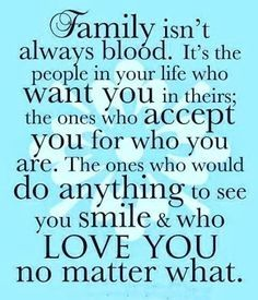 quotes about what makes a family - Google Search
