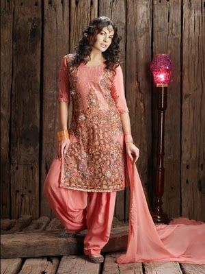 Punjabi Suits Neck Designs 2014 Party Wear New Fashion Designs 3d Images  Design by Ritu Beri Faceboo: Designer Punjabi Suits Punjabi Suits Neck Des…  | Pinteres…