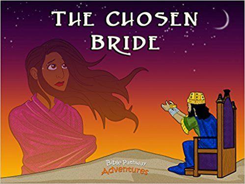 Esther | The Chosen Bride: Bible Pathway Adventures: 9780473395162: Amazon.com: Books