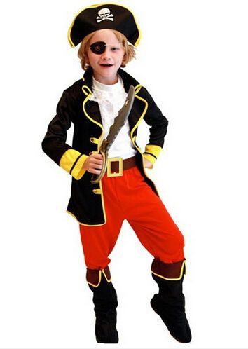 Дети мальчики пиратские костюмы/косплей костюмы для мальчиков/хэллоуин косплей костюмы для детей/детей косплей костюмы Девушки купить на AliExpress