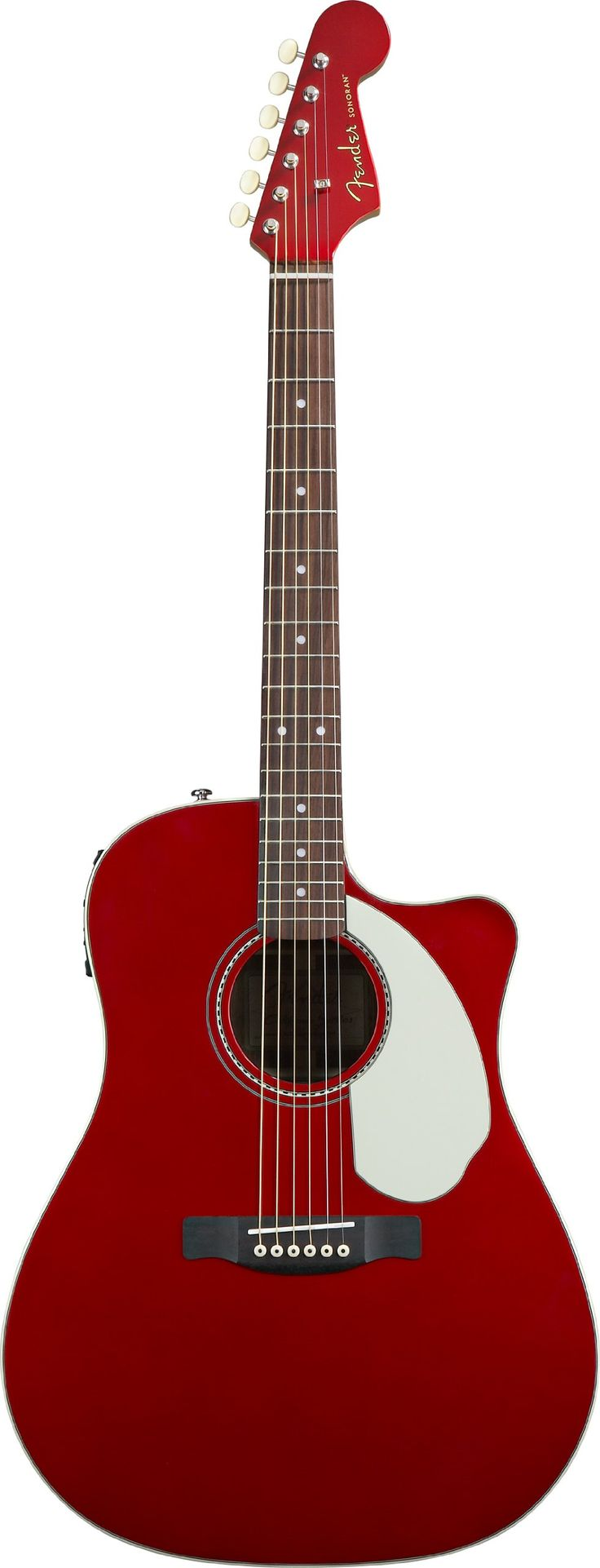 i want to replace my Squier Strat and my 12-string Rogue, which I rarely use, with a Sonoran acoustic/electric.