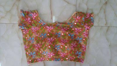 Ready Made Designer Blouses   Buy online designer Blouse   Elegant Fashion Wear