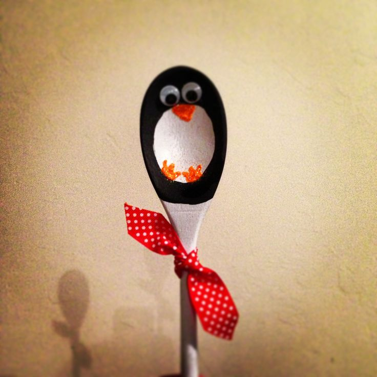Wooden Spoon Christmas Decorating Kits