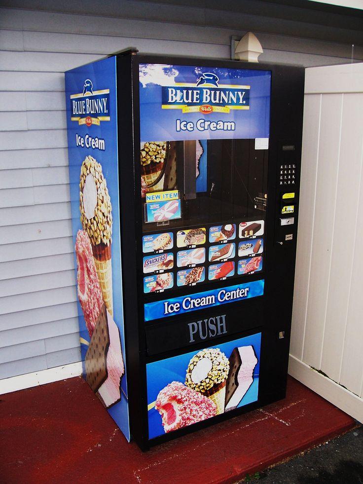 Ice Cream Machine Ice Cream Part - 42: Ice Cream Vending Machine