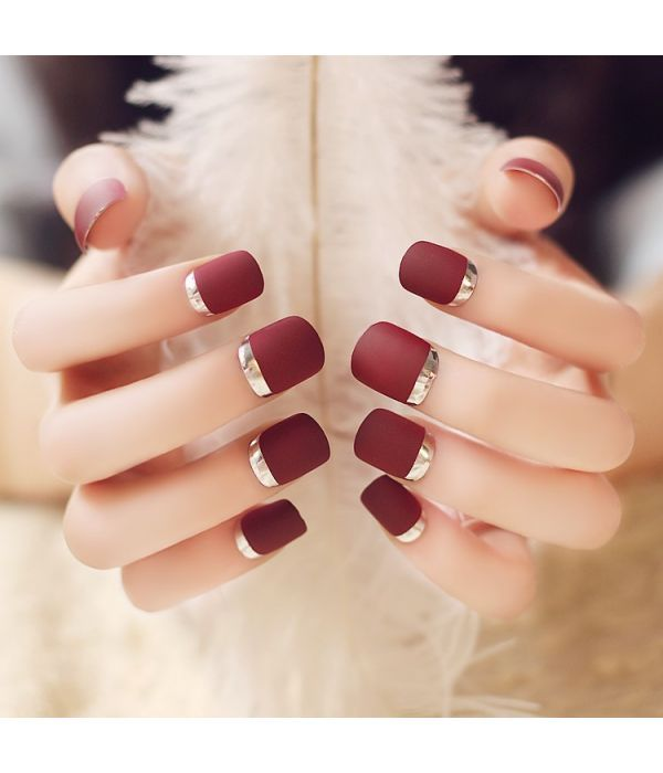 Nail Art Tips (24 PCS) NA005 - JollyVogue® Official Site So beautiful you need a manicure to dress up your beauty this summer