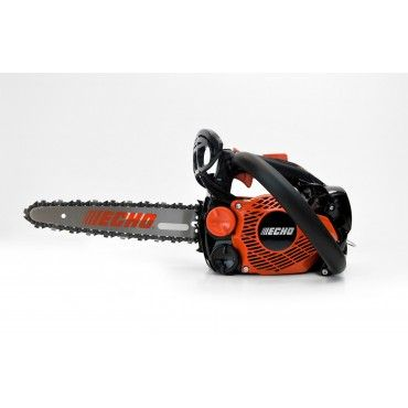 The Echo CS2511TES top handle chainsaw is ECHO's lightest and most compact saw to date.