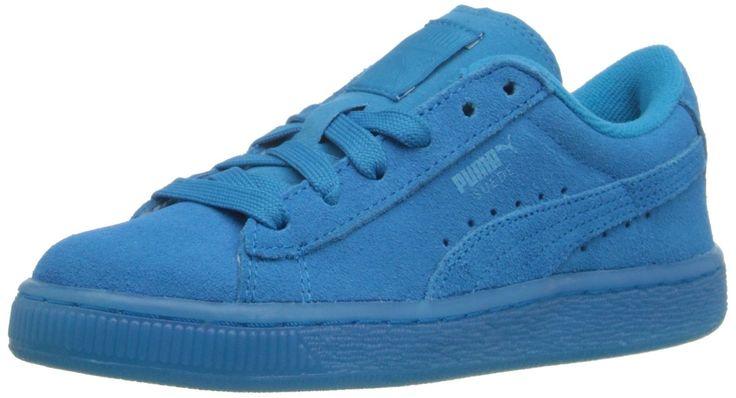 PUMA Suede JR Classic Sneaker (Little Kid/Big Kid)   Puma Suede classic casual sneaker in junior size Read  more http://shopkids.ca/puma-suede-jr-classic-sneaker-little-kidbig-kid/