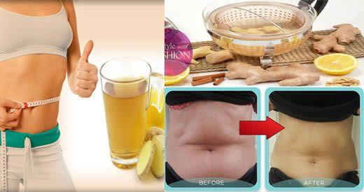 perdere peso con lo zenzero