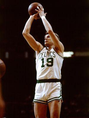 Don Nelson - hooped for the Celtics & coached da mavs #respect