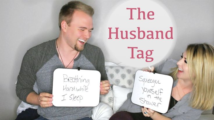 The Husband Tag (Newlywed Game) Questions. So funny! #BridalShower or Couples Shower
