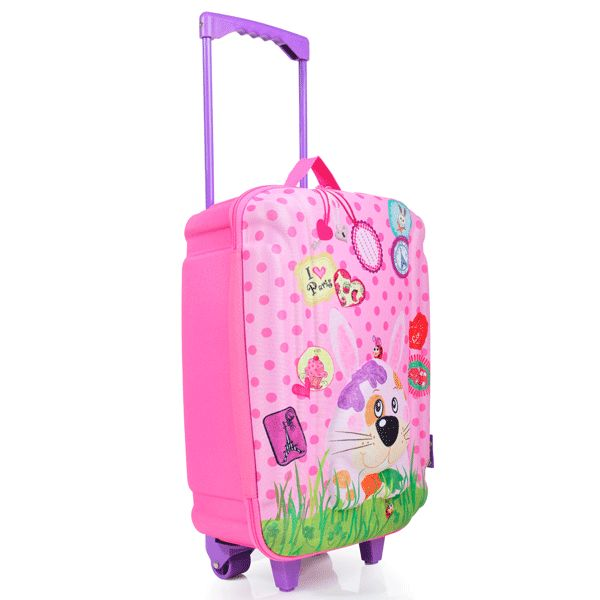 Okiedog Rabbit Trolley Bag