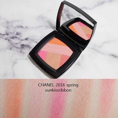 Chanel LA Sunrise Spring 2016 Makeup Collection - Весенняя коллекция 2016 от Шанель — Отзывы о косметике — Косметиста