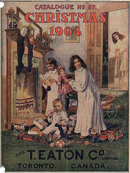 File:Eaton's Christmas Catalogue, 1904 cover.jpg