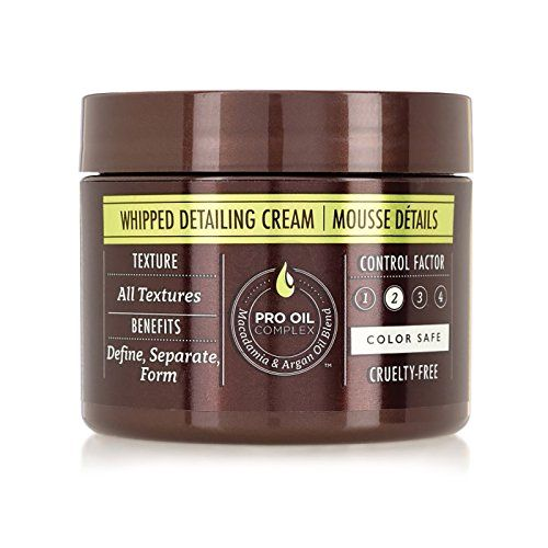 Macadamia Hair Whipped Detailing Cream  2 oz >>> Continue to the product at the image link.