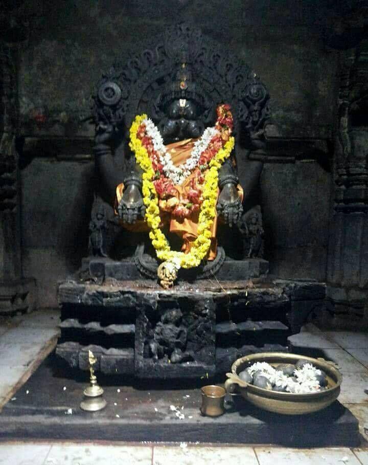 Yoga Narasimha from Karnataka