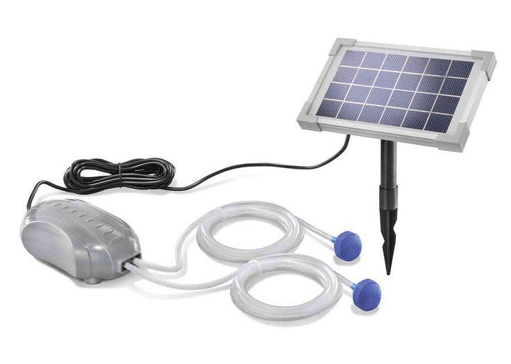 Oxigenador solar para agua Duo - Air 101880
