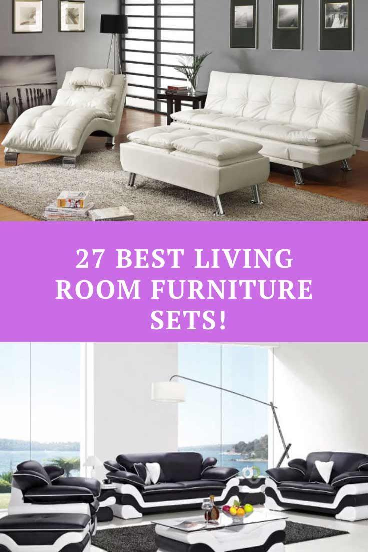 27 Best Living Room Furniture Sets You Can Buy Unique Living