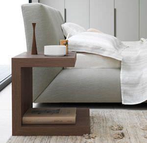 Mesitas noche modernas madera maciza 50792 - Ideas mesitas de noche ...