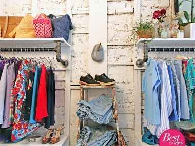 NYC's best boutiques of 2013.