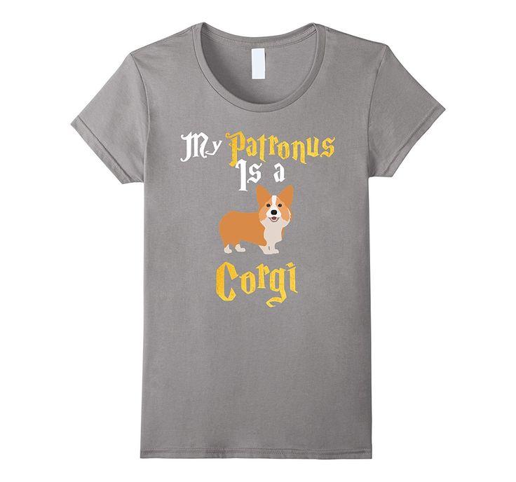 My Patronus is a Corgi – Dog Lover Best Friend Shirt