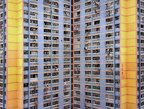 Architecture of Density | Michael Wolf