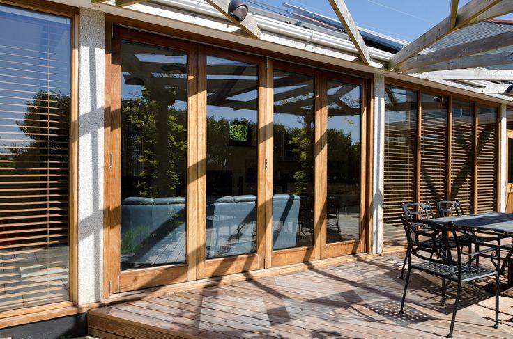 Timber+Bi-Fold+Door+–+Wadebridge
