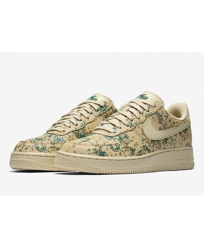 superior quality 575ad 95332 Nike Air Force 1 Low (Basse) Country Camo Pack Jaune