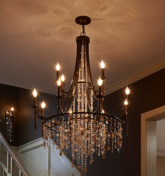 Murray Feiss F2661 8 4htbz: 16 Best Dining Room Cascade Chandelier Images On Pinterest